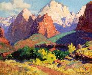 Bischoff, Franz Pinnacle Rock w oil painting picture wholesale